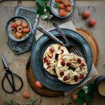 Fruity Dessert Bagel